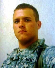 SPC Robert Wood, Army National Guard