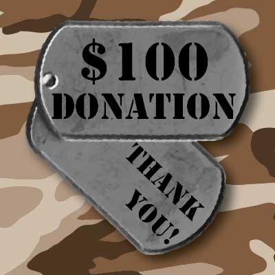100-donation