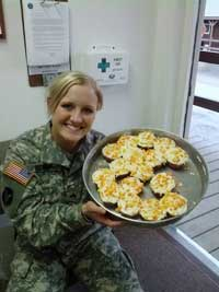 support our soldiers baking for heroes