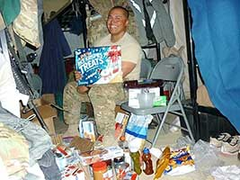 support our soldiers care box brigade