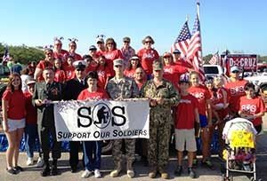support our soldiers community outreach