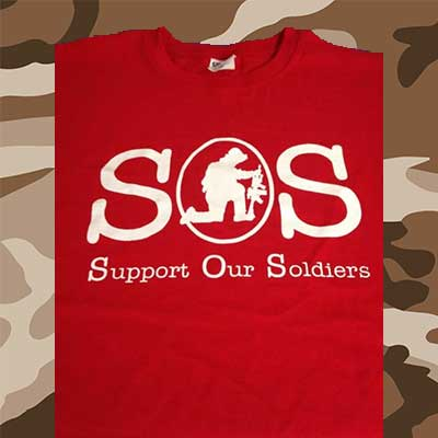 support-our-soldiers-t-shirts